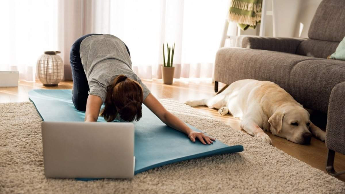 Спортивне тренування вдома: як не кинути та зберегти мотивацію