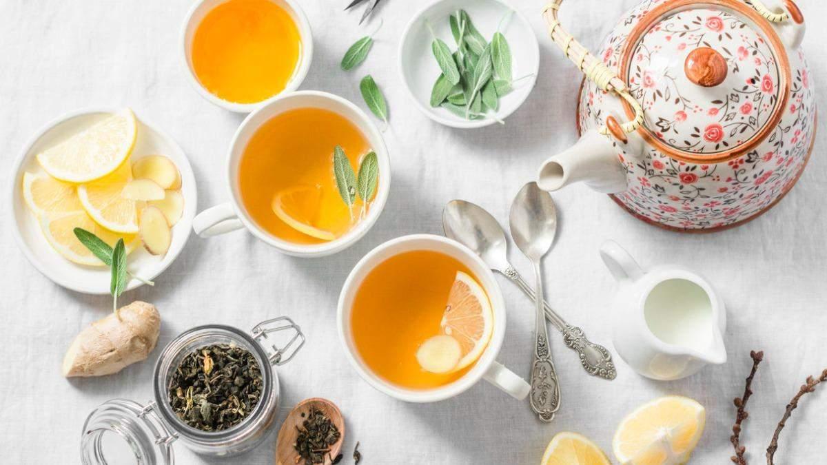 Чем зеленые и травяные чаи полезны для здоровья