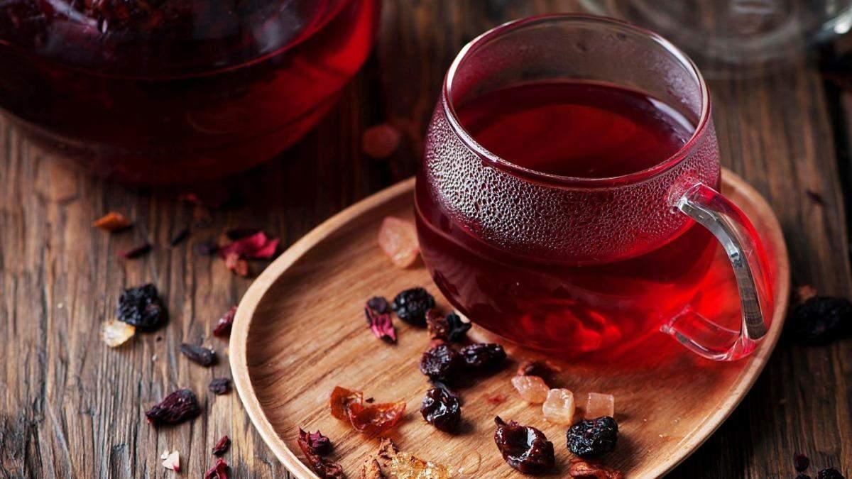 Какие полезные свойства чая каркаде