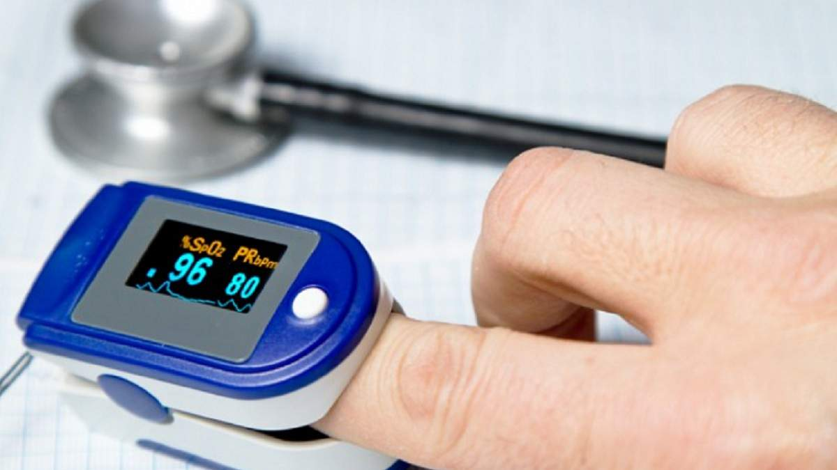 Сатурація крові: що це таке, як її виміряти, і чому вона така важлива при COVID-19?