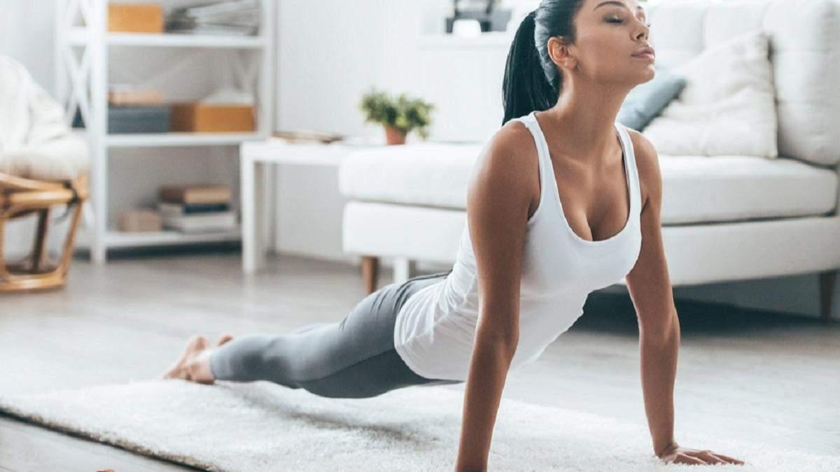 8 вправ для спини: комплекс для зміцнення м'язів і хребта в домашніх умовах
