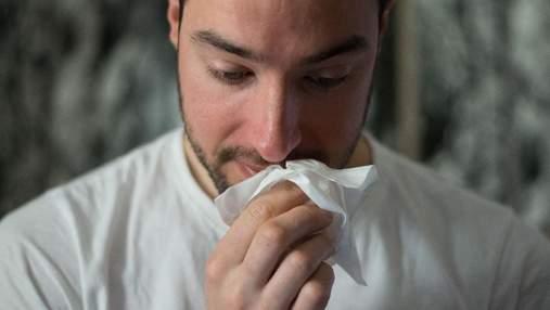 Застуда чи грип: як відрізняються між собою сезонні недуги