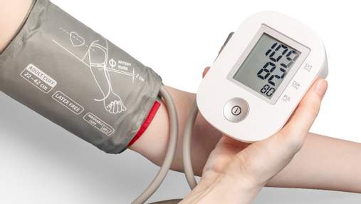 Високий кров'яний тиск або гіпертензія: симптоми та способи лікування
