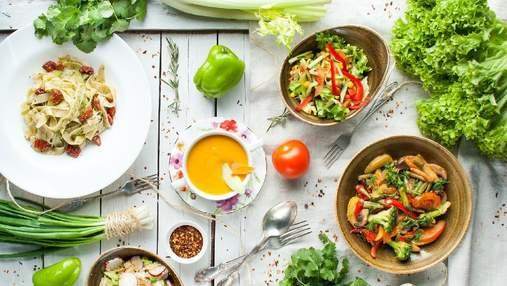 Вегетаріанська дієта: 6 видів та неймовірні результати