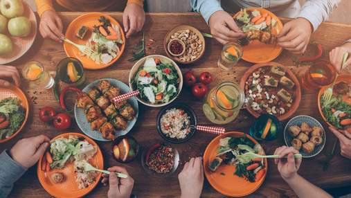 Чувство голода и его причины