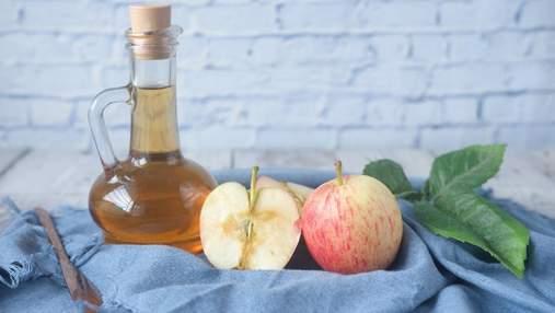 Яблочный уксус поможет похудеть: преимущества употребления и рецепт приготовления